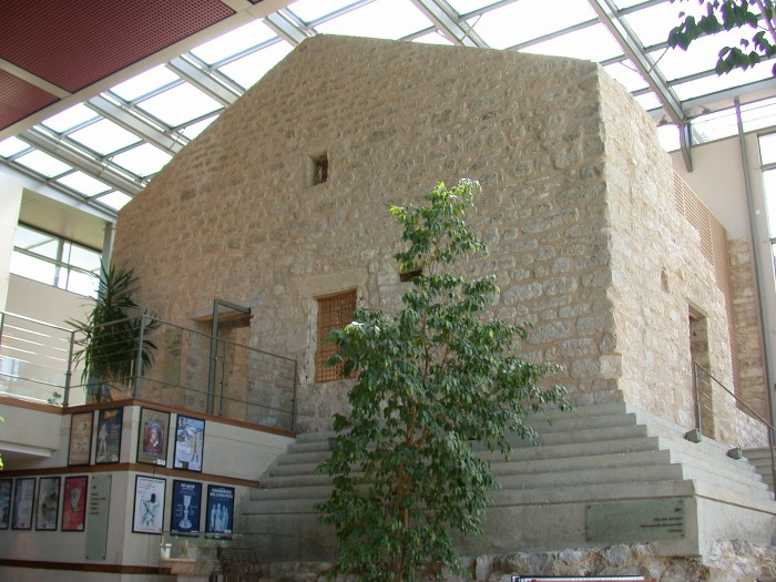 La Chapelle Tumulus de Bougon