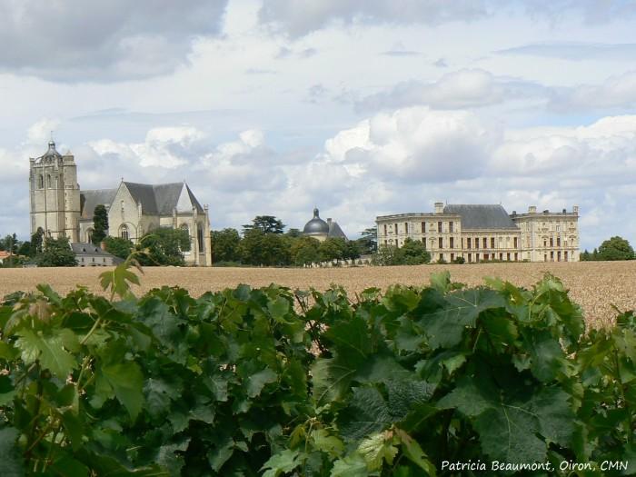 Chateau d'Oiron Centre des Musées Nationaux