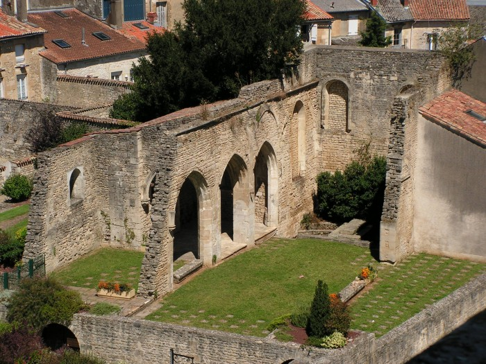 Eglise de Saint Léger Saint Maixent l'Ecole