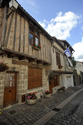 Maison typique Parthenay