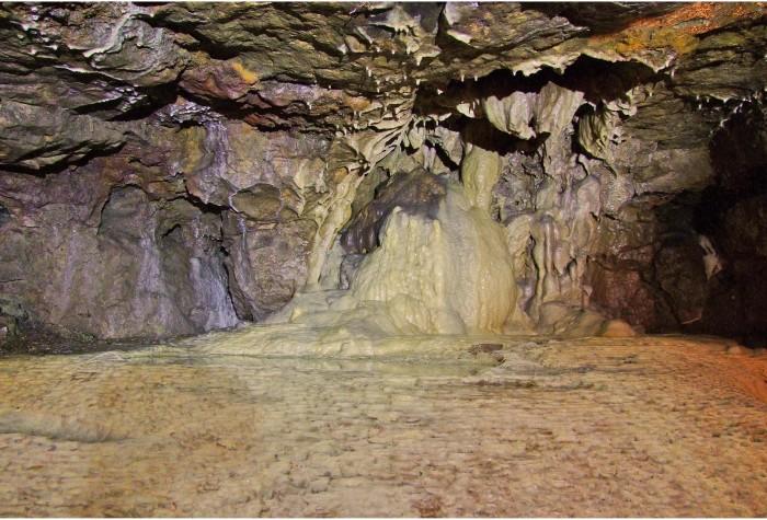 Interieur des galeries 4