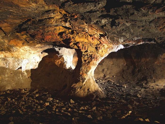 Interieur des galeries 5